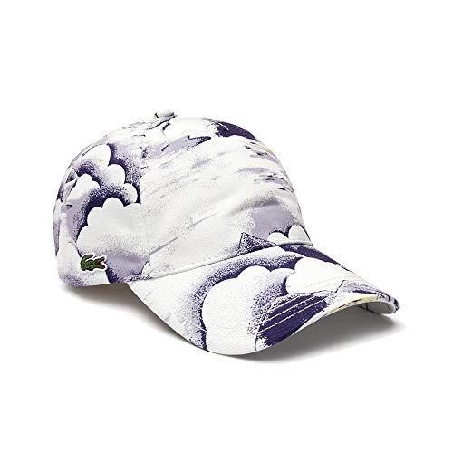 Lacoste RK8284 Violet Jaune Blanc