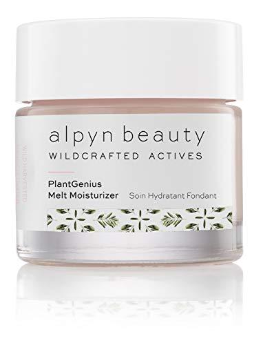 Alpyn Beauty - Natural PlantGenius Melt Moisturizer (1.7 fl oz | 50 ml) | Clean, Wildcrafted Luxury Skin Care