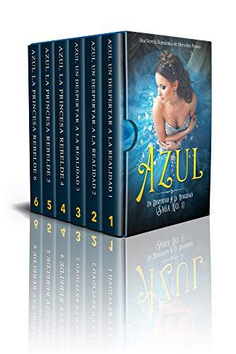 Azul: La Colección Completa de Libros de Novelas Románticas en Español (Libros 1-6)