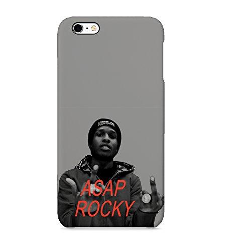 ASAP Rocky Moby Gang Rap Hip Hop teléfono Móvil Duro plástico 3D Full-Print Protectora teléfono Móvil para iPhone Samsung Galaxy Huawei Funda para teléfono Móvil