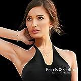 Immagine 1 pearls colors orecchini vere perle