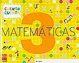 Matemáticas, Cuento cuenta 3. Educación Infantil - 9788467508352