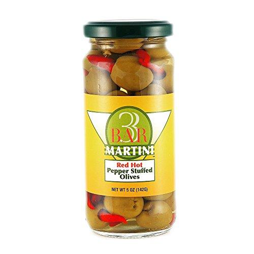Dirty Devil Martini Olives (6 Pack)