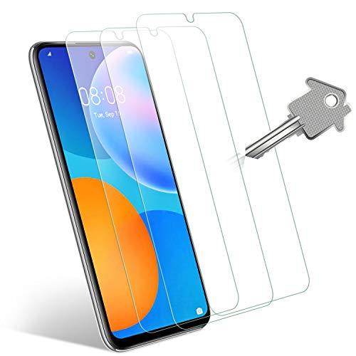 Wonantorna Protector de Pantalla para Huawei P Smart 2021 Cristal Templado, [3...