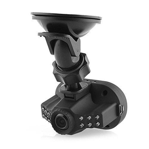 Full HD DVR videocamera, black box voor de auto, 1080p, 1,5 inch (3,8 cm) LCD-display, infrarood nachtzicht