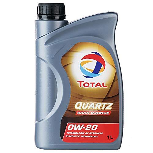 Total Total 0W20 Quartz 9000 V-Drive motorolie 1 l