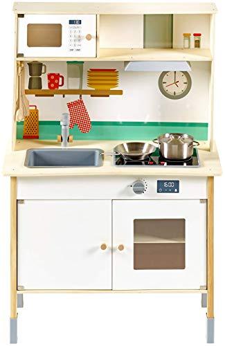 Playland Holzspielküche Kinderküche Küche Spielzeugküche
