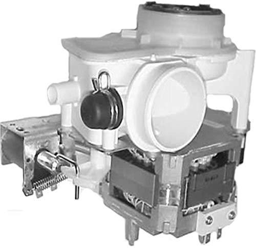 GE WD26X10013 - Conjunto de bomba y motor original OEM para lavaplatos GE