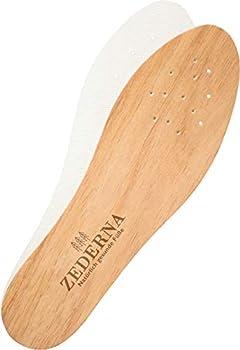 Best cedar shoe insoles Reviews