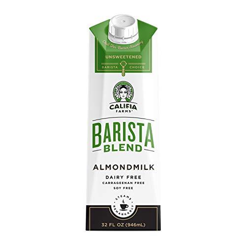 Califia Farms - Almond Milk, Unsweetened Barista...