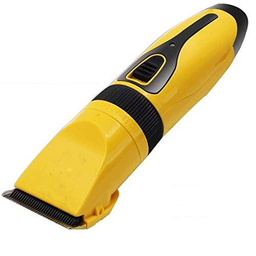 GFDFD Quiet Professional Hair Corperas Set de podadoras de Pelo Recargables inalámbricas for Hombres y bebés con Base de Carga