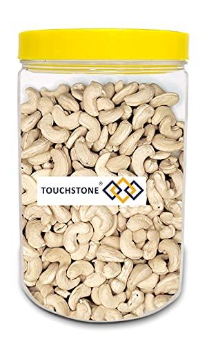 TOUCHSTONE W270 - 1KG Premium Whole Cashew Nuts W270 - 1000g ( 1000 Grams)