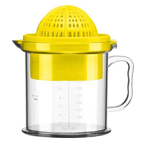 Cuisinart CTG-00-CJ Citrus Juicer, Plastic, Yellow