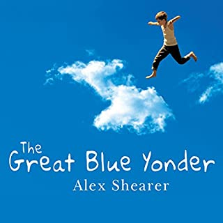 『The Great Blue Yonder』のカバーアート