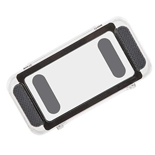 UKCOCO Soporte de Teléfono de Baño Soporte de Pared Impermeable Soporte de...