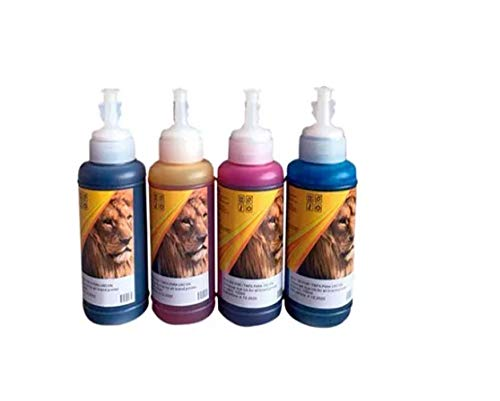 na Tinta GENERICA Eco Dye Universal 100 ML para impresoras de Tinta Continua Cualquier Marca Epson,...