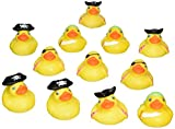"""2"""" PIRATE RUBBER DUCKIES"""