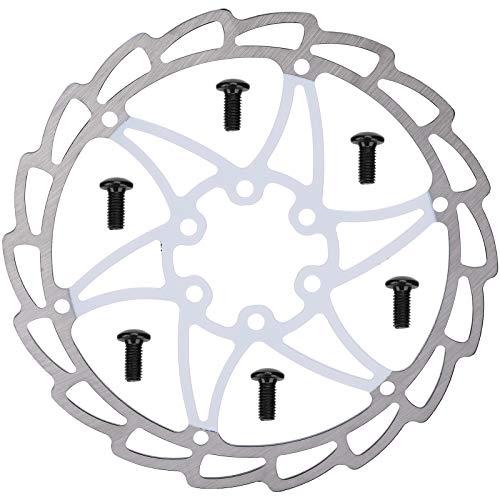 【Venta del día de la madre】Rotor de bicicleta de montaña, resistente a...