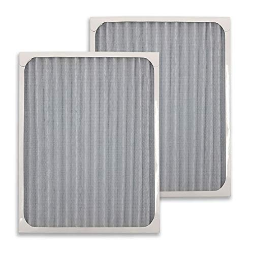 PUREBURG 2-Pack Replacement 2 HEPA Filter Compatible with Hunter HEPAtech 30930 fits 30020 30393 30200 30201 30205 30250 30253 30255 30256 30350 30374 30375 30377 30380 30390 37255 37375 Air purifiers