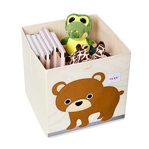 Kinder Praktische Aufbewahrungsbox, Spielzeug Aufbewahrungsbox Kinder, Aufbewahrungsbox Kinder,Tier Aufbewahrungsbox Kinder,Kinder Niedliche Aufbewahrungsbox,Spielzeugkiste Für Kinderzimmer