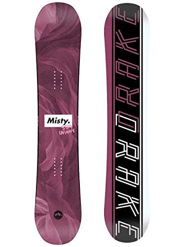 Drake Damen Freestyle Snowboard Misty 146 2019