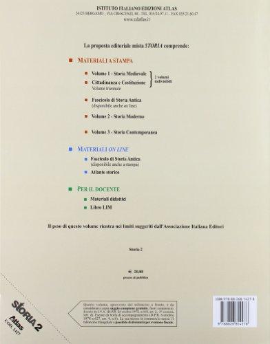 Storia. Per la Scuola media. Con espansione online. Storia moderna (Vol. 2)