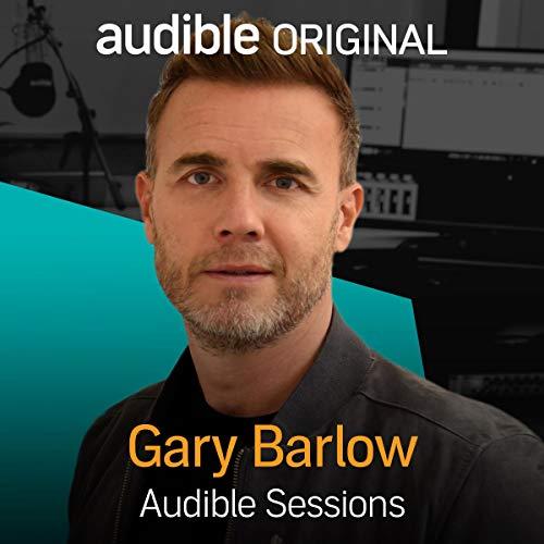 Gary Barlow audiobook cover art