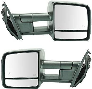 Power Door Mirror Bargain sale - Set of Arm Style Cheap 2 Folding Dual Manual