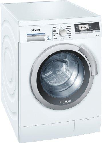 Siemens iQ700 WM14S840 Waschmaschine Frontlader / A+++ / 1400 UpM / 8 kg / i-Dos / Dessous Programm / super15 / ecoPlus