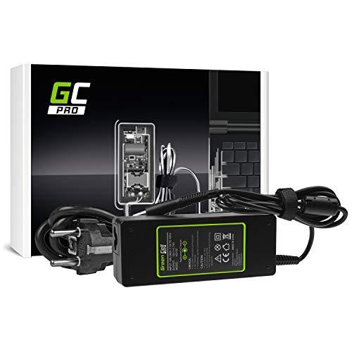 GC Pro Cargador para Portátil HP G62-A25SA G62-A25SI G62-A25SR G62-A25SS G62-A25SY Ordenador Adaptador de Corriente (19V 4.74A 90W)