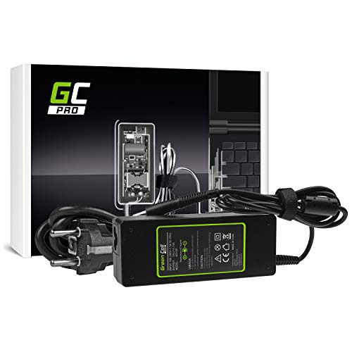 GC PRO Netzteil für HP Pavilion DV5 DV6 DV7 G6 G7 ProBook 430 G1 G2 450 G1 650 G1 Laptop Ladegerät inkl. Stromkabel (19V 4.74A 90W)