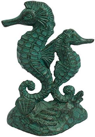 HJUFD Statue Home Decor Decorative Door Seahorse Stop Sale special price Fork Trust