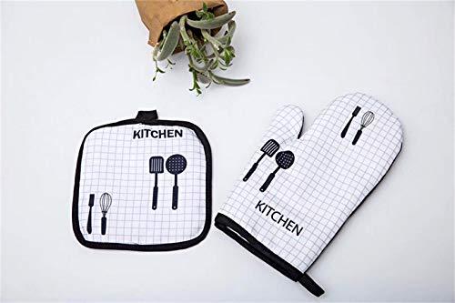 manoplas de cocina de la marca Arditto