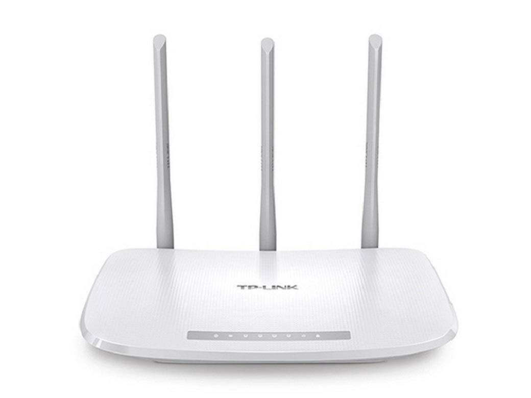 TP-link N300 WiFi Wireless Router TL-WR845N | 300Mbps Wi-Fi Speed | Three 5dBi high gain Antennas | IPv6 Compatible | AP/RE/WISP Mode | Parental Control | Guest Network