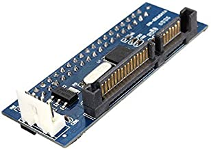 SODIAL(R) 40-Pin IDE Female To SATA 7 15Pin 22-Pin Male adapter PATA TO SATA Card
