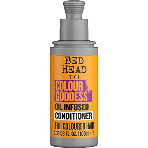 Tigi Bed Head by Tigi - Colour Goddess Acondicionador para pelo teñido, tamaño de viaje, 100 ml