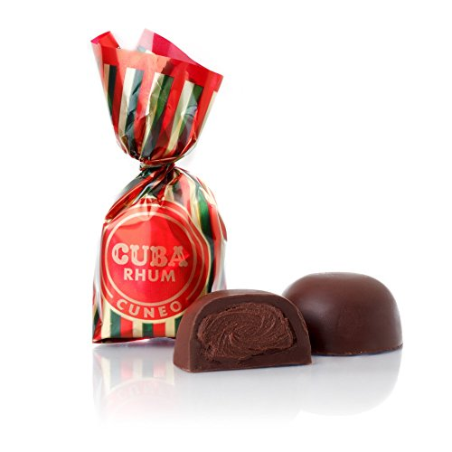 VENCHI - CHOCOLATE RUM CUBA - 1000g - SIN GLUTEN