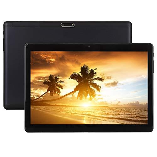 Computer & Tablet HSD-804A 4G Chiama Tablet PC, 10.1 pollici, 2 GB + 32 GB, 4500 mAh, Android 7.0 MT6737 Quad Core 32-bit 1.3 GHz, Supporto Dual SIM e Bluetooth e WiFi e G-sensor e GPS e FM & OTG (Ner