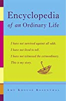 Encyclopedia of an Ordinary Life: A Memoir