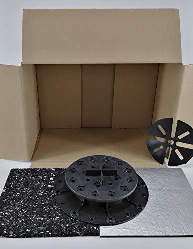 Gartenwelt Riegelsberger Musterbox Plattenlager Basic inkl. Zubehör