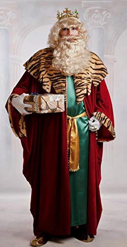 Disfraz de Rey Gaspar para hombre