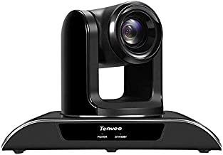 Tenveo 20X-SDI Optical Zoom Video Conference Camera Full HD 1080p HDMI HD-SDI PTZ conferencing Camera for Business Meeting...