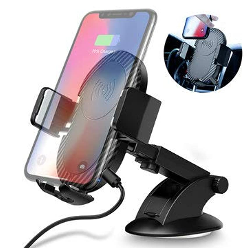 2 in 1 10W Qi Wireless Charger Car Charger Phone Holder For X 8Plus Mix 2s S9+ - Chargers & Cables Wireless Chargers - 1 x Case For Blackberry Z10