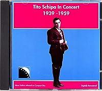 Tito Schipa in Concert 1939-1959