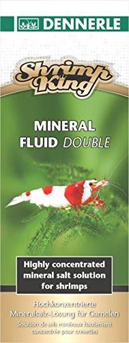 Dennerle 6141 Shrimp King Mineral Fluid Double, 100 ml