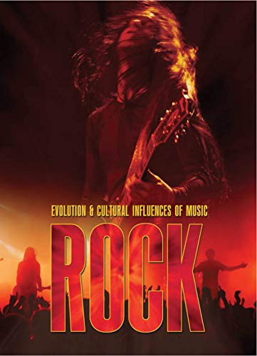 Rock (Evolution & Cultural Influences of Music) -  Jordan, James, Hardcover