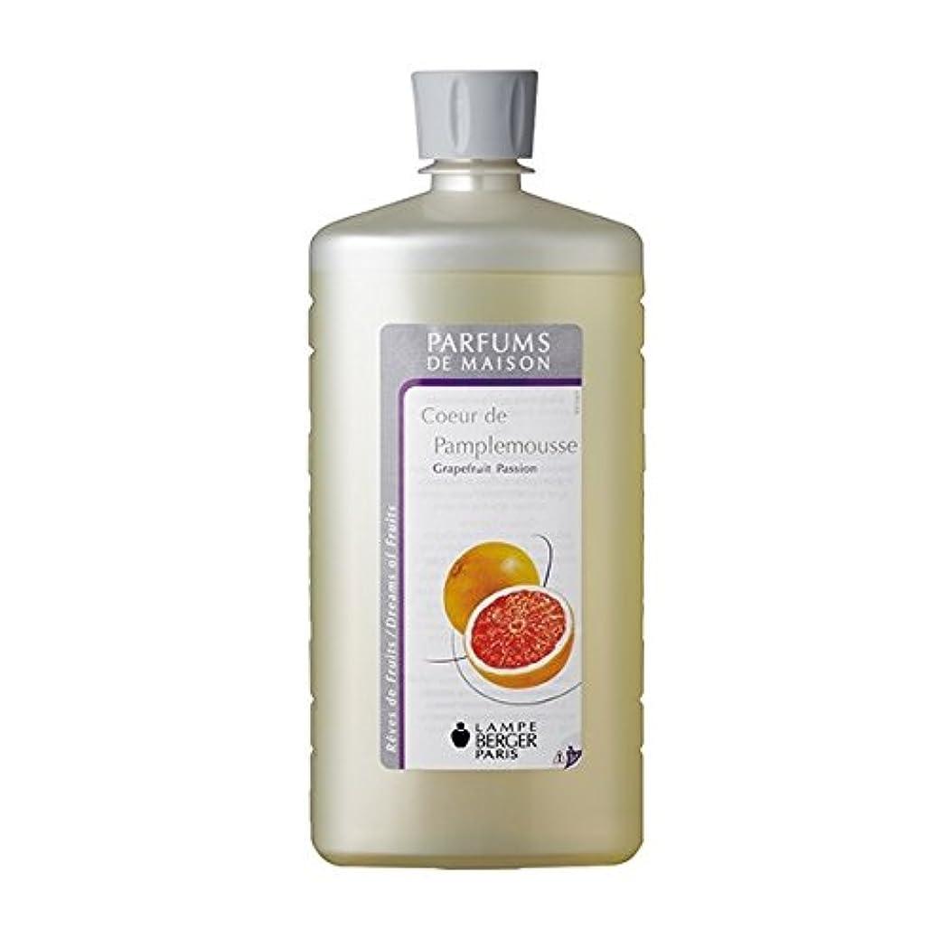 かび臭い少ない困惑するランプベルジェオイル(グレープフルーツ)Coeur de Pamplemousse / Grapefruit Passion