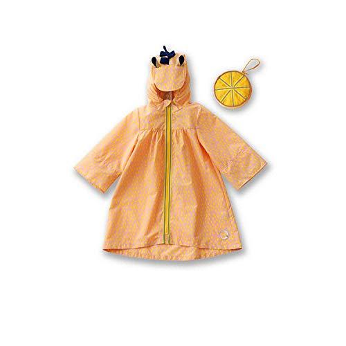 Impermeable para niños impermeable y secado rápido ropa protectora de dibujos animados lindo bebé Poncho