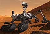 New Horizon Aviation, LLC NASA Mars Rover Space Hi Gloss Poster Fine Art...