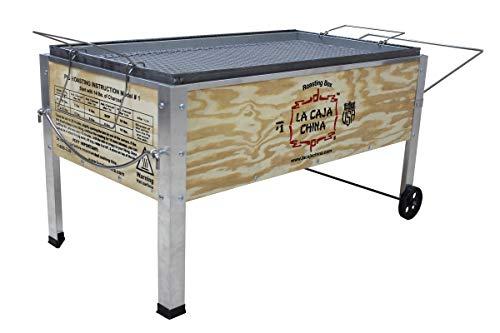 La Caja China lb Pig Roaster, Medium/70 lb